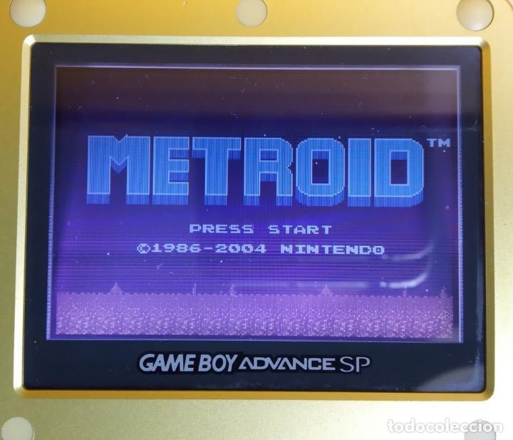 Videojuegos y Consolas: Metroid nes classics - Nintendo Game Boy Advance - Foto 2 - 193866646