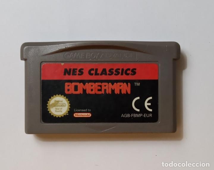 BOMBERMAN NES CLASSICS - NINTENDO GAME BOY ADVANCE (Juguetes - Videojuegos y Consolas - Nintendo - GameBoy Advance)