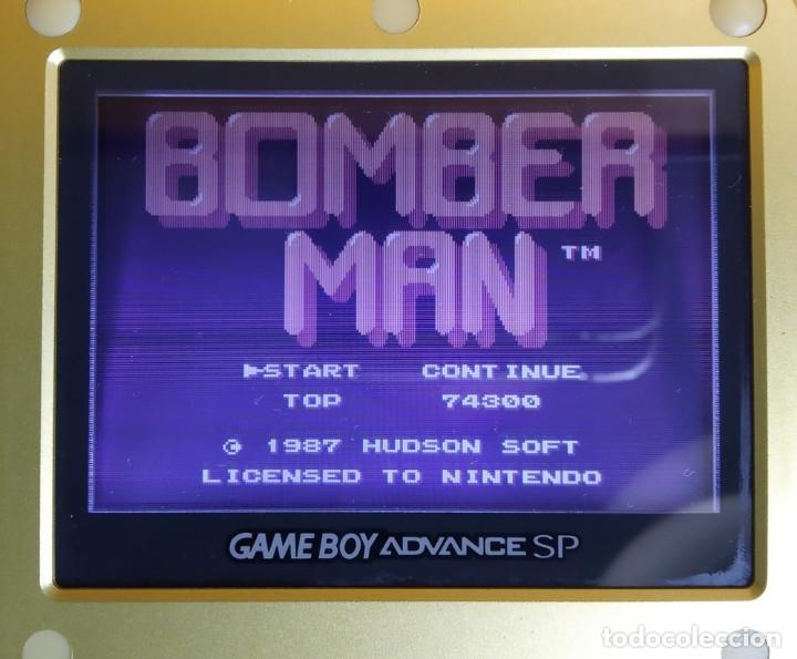 Videojuegos y Consolas: Bomberman nes classics - Nintendo Game Boy Advance - Foto 2 - 193866676