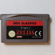 Videojuegos y Consolas: THE LEGEND OF ZELDA NES CLASSICS - NINTENDO GAME BOY ADVANCE. Lote 193866730