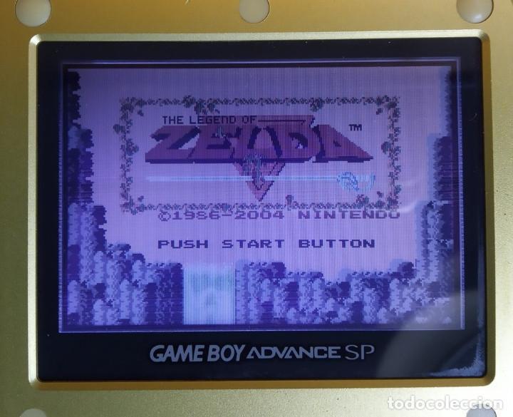 Videojuegos y Consolas: The Legend of Zelda NES classics - Nintendo Game Boy Advance - Foto 2 - 193866730