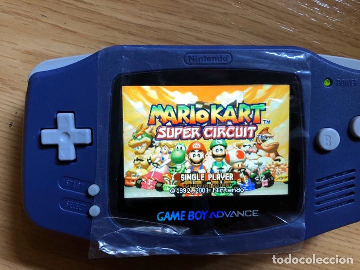 Videojuegos y Consolas: Game Boy Advance backlight IPS - Foto 2 - 194011345