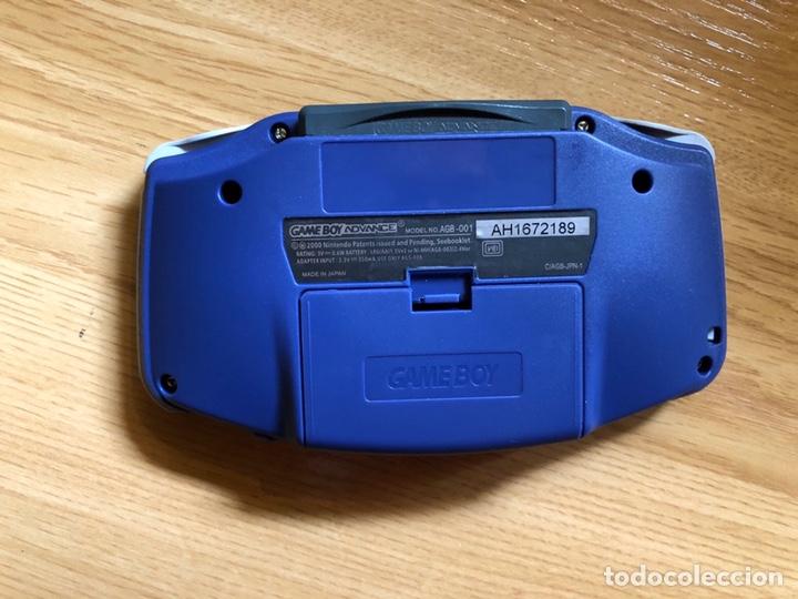 GAME BOY ADVANCE BACKLIGHT IPS (Juguetes - Videojuegos y Consolas - Nintendo - GameBoy Advance)