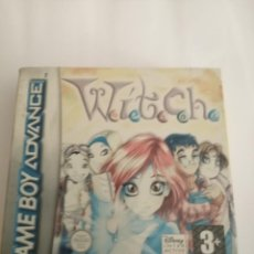 Videojuegos y Consolas: GAMEBOY ADVANCE WITCH PRECINTADO. Lote 194027395