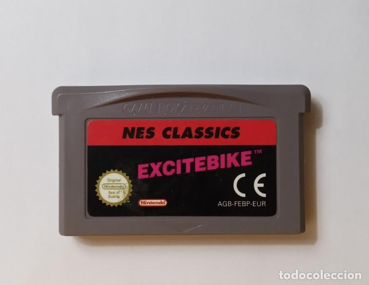 EXCITE BIKE NES CLASSICS - NINTENDO GAME BOY ADVANCE (Juguetes - Videojuegos y Consolas - Nintendo - GameBoy Advance)