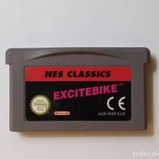 Videojuegos y Consolas: EXCITE BIKE NES CLASSICS - NINTENDO GAME BOY ADVANCE. Lote 194120706