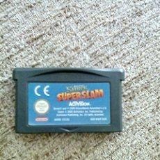 Videojuegos y Consolas: SHREK SUPERSLAM GBA. Lote 194567431
