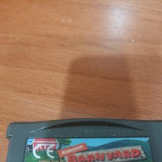 Videojuegos y Consolas: NICKELODEON BARNYARD GAME BOY ADVANCE CARTUCHO. Lote 194621791