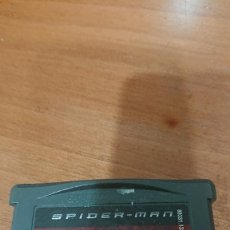 Videojuegos y Consolas: SPIDER-MAN GAME BOY ADVANCE CARTUCHO. Lote 194622835
