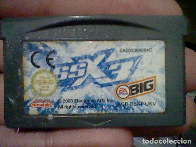 SSX3 GBA GAMEBOY GAME BOY ADVANCE CARTUCHO FUNCIONANDO USADO LEER ORIGINAL (Juguetes - Videojuegos y Consolas - Nintendo - GameBoy Advance)