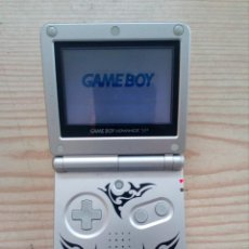 Videojuegos y Consolas: CONSOLA GAME BOY ADVANCE SP - EDICION COLECCIONISTA TRIBAL. Lote 194889428