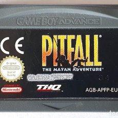 Videojuegos y Consolas: PITFALL GAME BOY ADVANCE. Lote 195056755