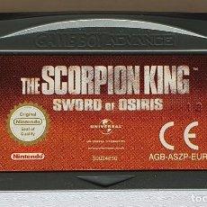 Videojuegos y Consolas: THE SCORPION KING ADVANCE GAME BOY. Lote 195056928