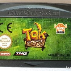 Videojuegos y Consolas: TAK ADVANCE GAME BOY. Lote 195056975