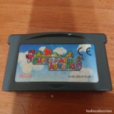 Videojuegos y Consolas: SUPER MARIO ADVANCE GAME BOY ADVANCE CARTUCHO. Lote 195188750