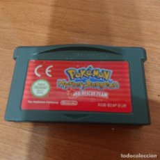 Videojuegos y Consolas: POKEMON MYSTERY DUNGEON GAME BOY ADVANCE CARTUCHO. Lote 195188915