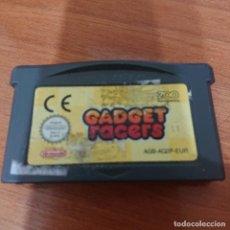 Videojuegos y Consolas: GADGET RACER GAME BOY ADVANCE CARTUCHO. Lote 195189061