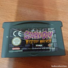 Videojuegos y Consolas: SCOOBY-DOO! MYSTERY MAYHEM GAME BOY ADVANCE CARTUCHO. Lote 195189138