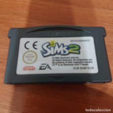Videojuegos y Consolas: THE SIMS 2 GAME BOY ADVANCE CARTUCHO. Lote 195189167