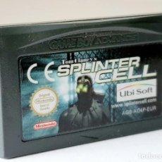 Videojuegos y Consolas: SPLINTER CELL *** GAME BOY ADVANCE. Lote 198723118