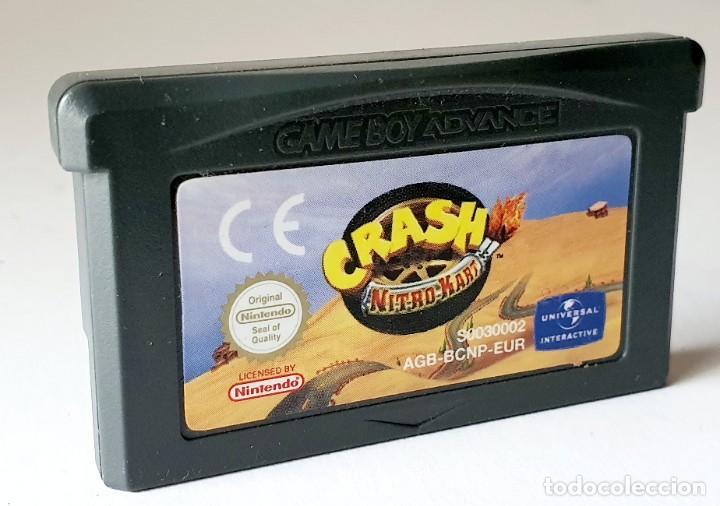CRASH *** GAME BOY ADVANCE (Juguetes - Videojuegos y Consolas - Nintendo - GameBoy Advance)