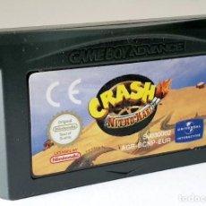 Videojuegos y Consolas: CRASH *** GAME BOY ADVANCE. Lote 198723738