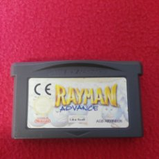 Videojuegos y Consolas: JUEGO GAME BOY ADVANCE RAYMAN ADVANCE. Lote 198981795