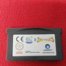 Videojuegos y Consolas: JUEGO GAME BOY ADVANCE RAYMAN 3. Lote 198982068