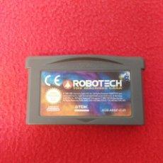 Videojuegos y Consolas: JUEGO GAME BOY ADVANCE ROBOTECH. Lote 198986837