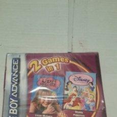 Videojuegos y Consolas: JUEGO PARA GAME BOY ADVANCE LIZZIE MCGUIRE PRINCESAS DISNEY. Lote 199248048