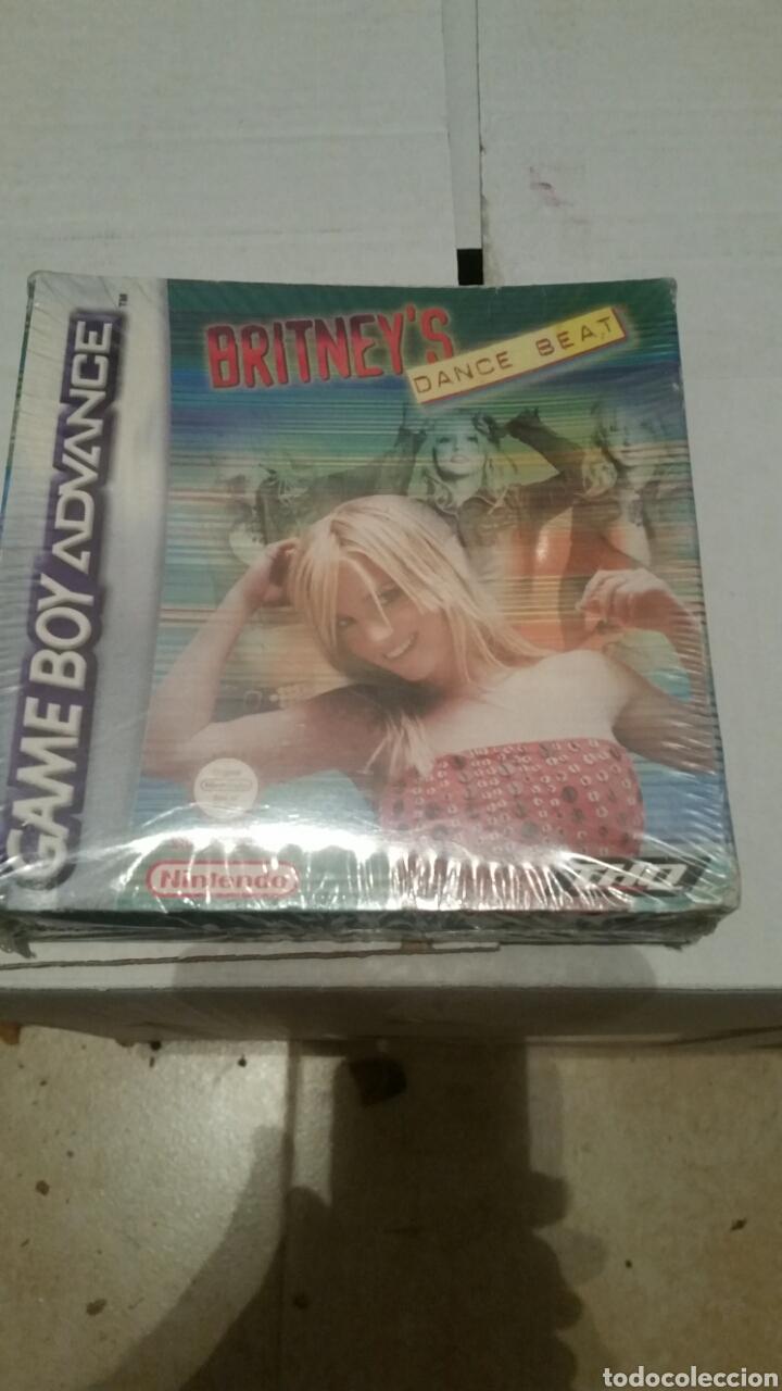 JUEGO PARA GAME BOY ADVANCE BRITNEYS DANCE BEAT (Juguetes - Videojuegos y Consolas - Nintendo - GameBoy Advance)
