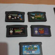 Videojuegos y Consolas: LOTE JUEGOS GAME BOY ADVANCE.. Lote 199471950