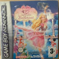 Videojuegos y Consolas: GAME BOY ADVANCE BARBIE. Lote 199819568