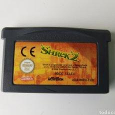 Videojuegos y Consolas: SHREK 2 GAMEBOY GAME BOY ADVANCE. Lote 255619390