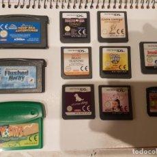Videojuegos y Consolas: JUEGOS DS, PSVITA Y GAMEBOY . Lote 200857300