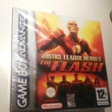 Videojuegos y Consolas: JUSTICE LEAGUE HEROES ( THE FLASH ) - GAMEBOY ADVANCE - PRECINTADO - NINTENDO - WARNER BROS. Lote 201267285