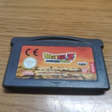 Videojuegos y Consolas: DRAGON BALL Z SUPERSONIC WARRIORS PARA NINTENDO GAMEBOY GBA ADVANCE. Lote 201504327