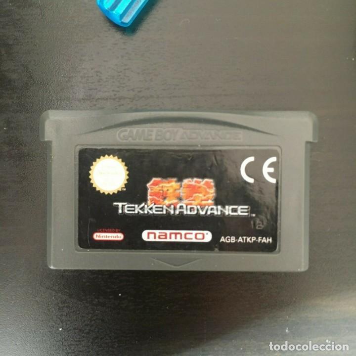 JUEGO GBA ORIGINAL - TEKKEN ADVANCE - PAL FAH GAME BOY ADVANCE ORIGINAL (Juguetes - Videojuegos y Consolas - Nintendo - GameBoy Advance)