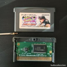 Jeux Vidéo et Consoles: JUEGO GBA ORIGINAL - STREET FIGHTER - VERSION JAPONESA GAME BOY ADVANCE ORIGINAL. Lote 202674815