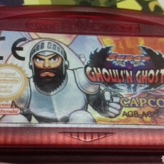 Videojuegos y Consolas: GHOULSN GHOSTS. GAMEBOY ADVANCE. Lote 203066455