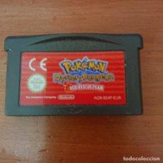 Videojuegos y Consolas: POKEMON MYSTERY DUNGEON GAME BOY ADVANCE CARTUCHO. Lote 205734737