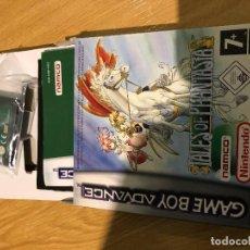 Jeux Vidéo et Consoles: TALES OF PHANTASIA GBA. Lote 205830355