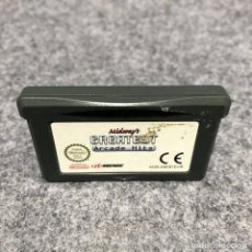 Videojogos e Consolas: MIDWAYS GREATEST ARCADE HITS NINTENDO GAME BOY ADVANCE GBA. Lote 206293216