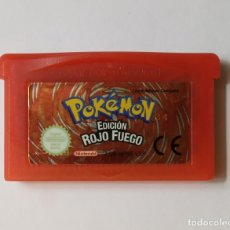 Videojogos e Consolas: POKEMON ROJO FUEGO - NINTENDO GAME BOY ADVANCE. Lote 206383862