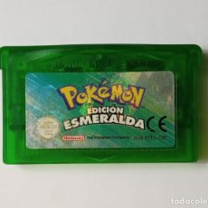 Videojogos e Consolas: POKEMON ESMERALDA - NINTENDO GAME BOY ADVANCE. Lote 206384240
