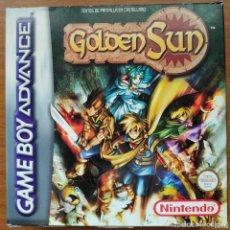 Jeux Vidéo et Consoles: GOLDEN SUN. Lote 206950713
