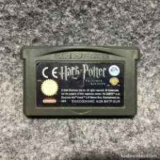 Videojuegos y Consolas: HARRY POTTER Y EL PRISIONERO DE AZKABAN NINTENDO GAME BOY ADVANCE GBA. Lote 207086572