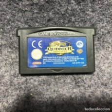 Videojuegos y Consolas: HARRY POTTER QUIDDITCH WORLD CUP NINTENDO GAME BOY ADVANCE GBA. Lote 207086578