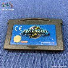 Videojuegos y Consolas: VIDEOJUEGO NINTENDO GAME BOY ADVANCE - METROID FUSION. Lote 207551256
