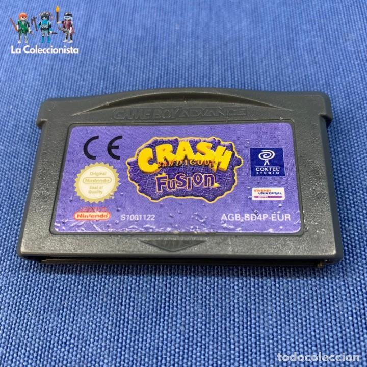 VIDEOJUEGO NINTENDO GAME BOY ADVANCE - CRASH BANDICOOT FUSION (Juguetes - Videojuegos y Consolas - Nintendo - GameBoy Advance)